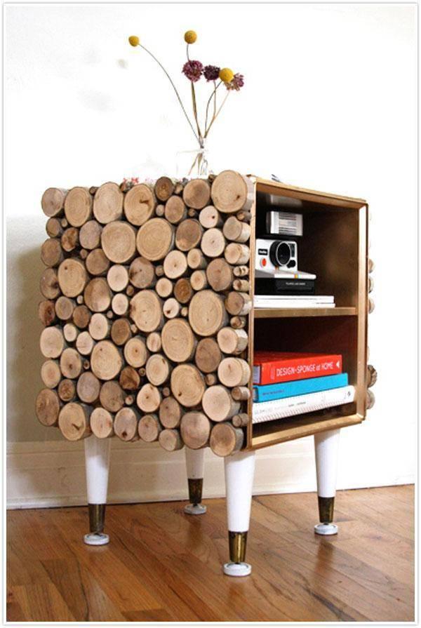 DIY έργα από κορμούς δέντρου10