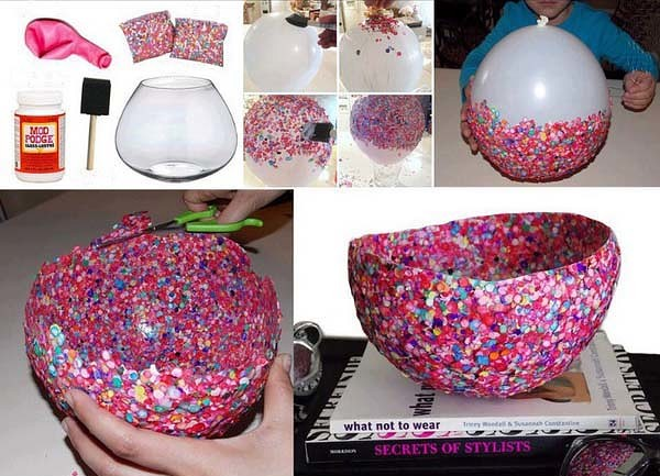 DIY έργα με μπαλόνια5
