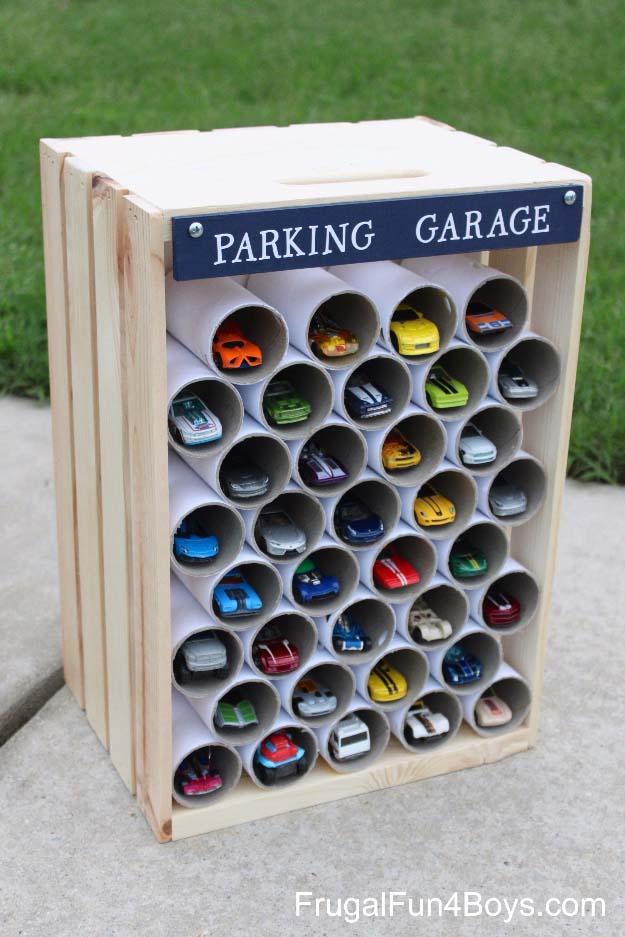 DIY ιδέες από PVC σωλήνες3