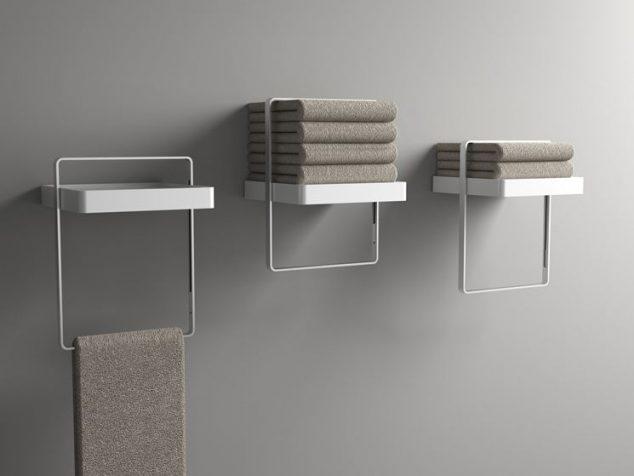 ιδέες αποθήκευση πετσετών για το μπάνιο1