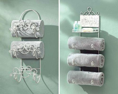 ιδέες αποθήκευση πετσετών για το μπάνιο15