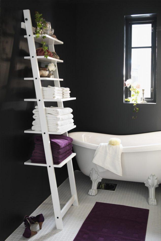 ιδέες αποθήκευση πετσετών για το μπάνιο3