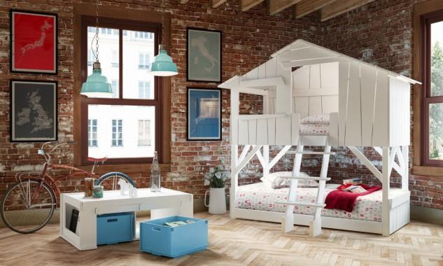 κρεβάτια δεντρόσπιτα6