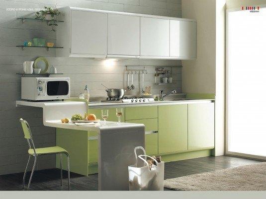 ιδέες για μικρές κουζίνες2