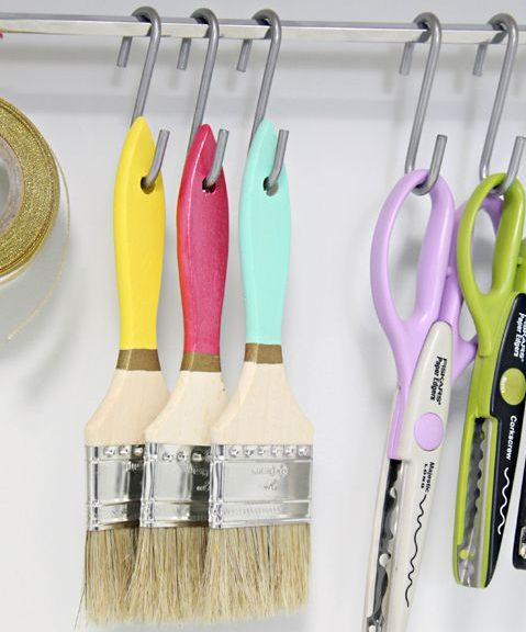 DIY ιδέες αποθήκευσης και οργάνωσης των εργαλείων7