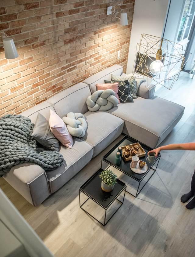 μοντέρνο σαλόνι διακόσμηση10