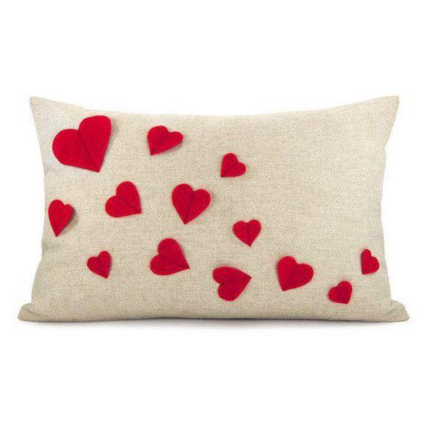 μαξιλάρια από λινάτσα και δαντέλα14
