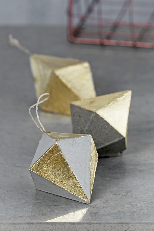 Χριστουγεννιάτικες διακοσμητικές κατασκευές από μπετόν8