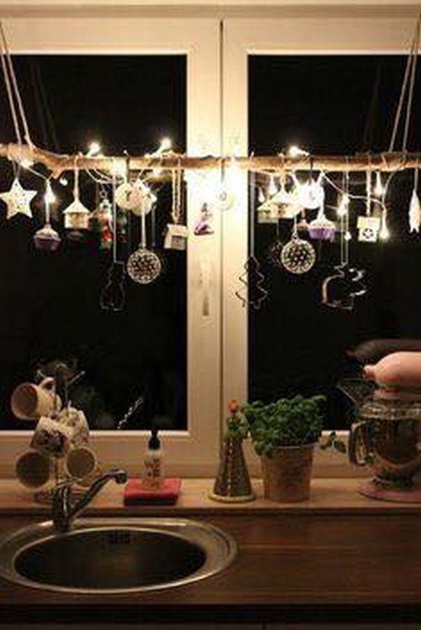 Χριστουγεννιάτικη διακόσμηση παραθύρων5