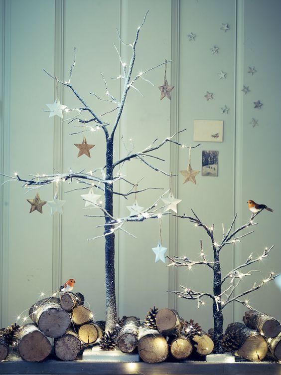 Χριστουγεννιάτικο δέντρο από κλαδιά4