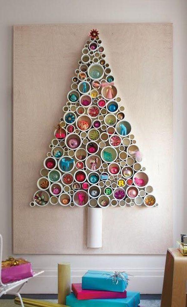 εναλλακτικα χριστουγεννιάτικα δέντρα14