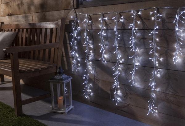Χριστουγεννιάτικη διακόσμηση με φωτάκια LED3