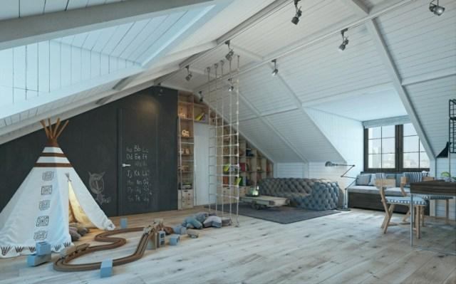Μοντέρνα σχεδίαση παιδικού δωματίου11