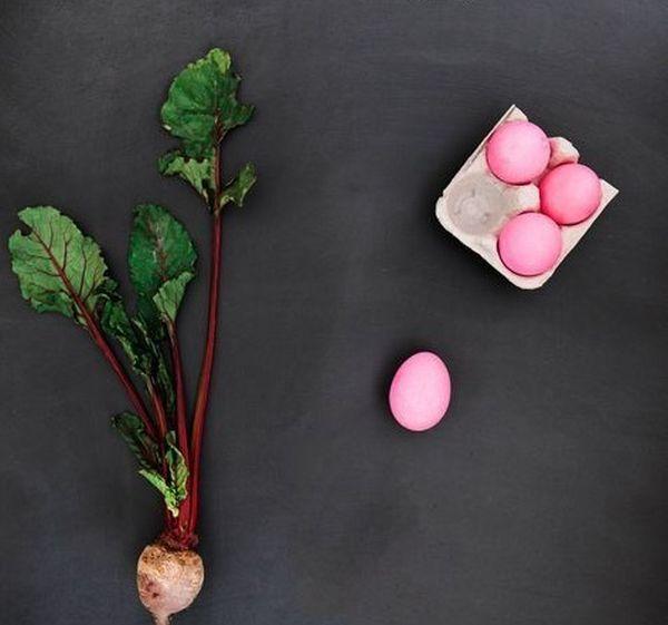 Φυσικοί τρόποι βαφής Πασχαλινών αυγών12