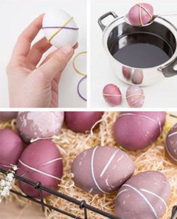 Φυσικοί τρόποι βαφής Πασχαλινών αυγών3