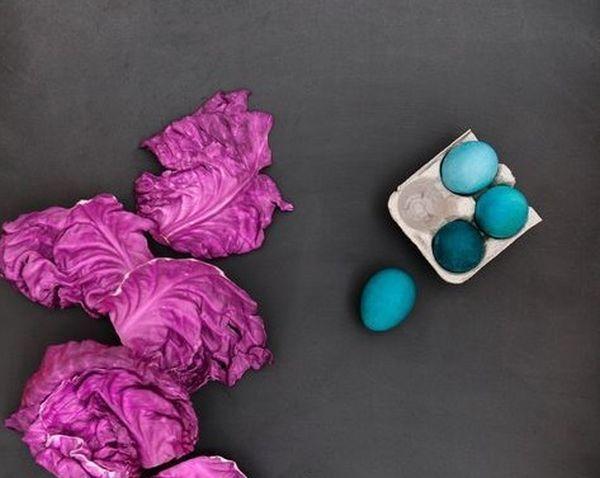 Φυσικοί τρόποι βαφής Πασχαλινών αυγών9