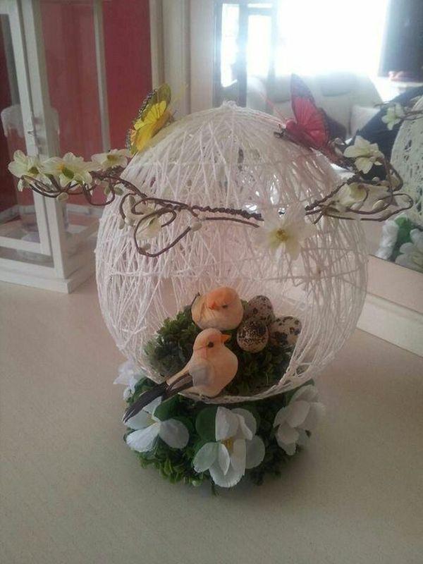 texnotropies.info Πασχαλινά διακοσμητικά αυγά από νήματα1