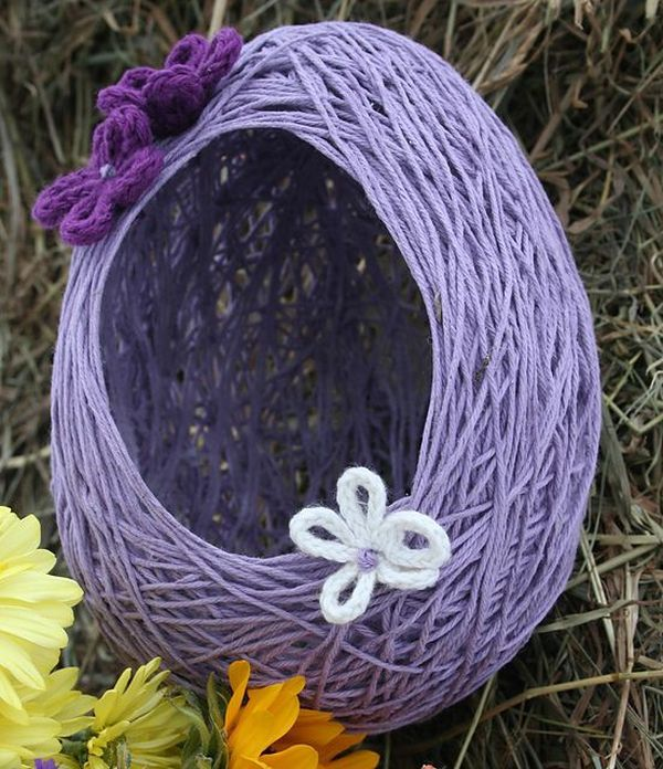 texnotropies.info Πασχαλινά διακοσμητικά αυγά από νήματα16