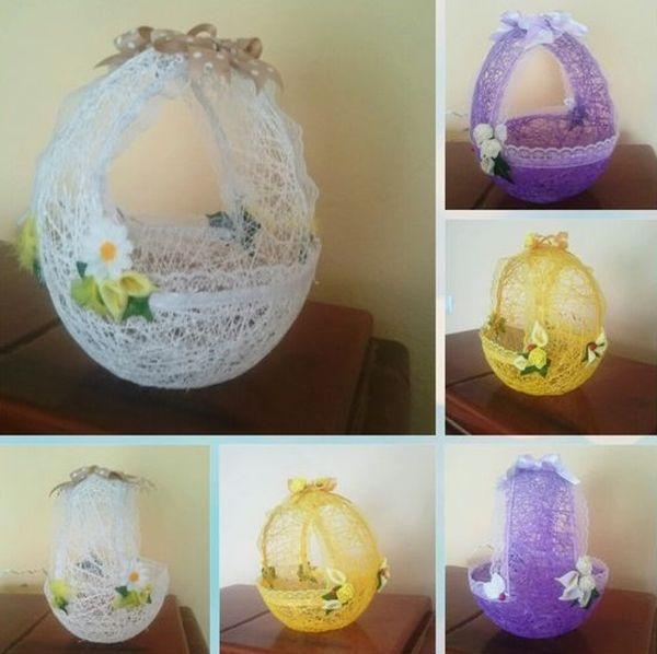 texnotropies.info Πασχαλινά διακοσμητικά αυγά από νήματα17