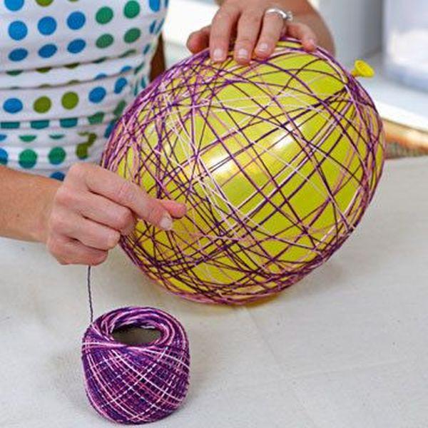 texnotropies.info Πασχαλινά διακοσμητικά αυγά από νήματα7
