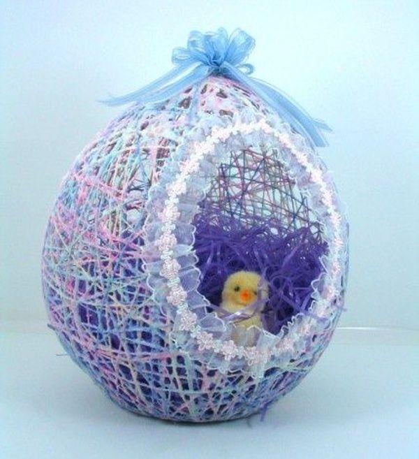 texnotropies.info Πασχαλινά διακοσμητικά αυγά από νήματα9