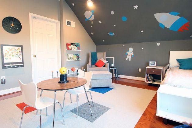 παιδικό δωμάτιο ιδέες2