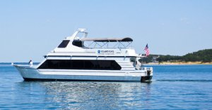 Fastrac Charter | Lake Texoma Tours | Dinner Cruise