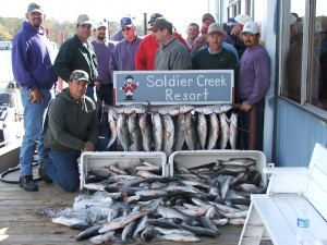 Jimmy Bishop Striper Guide Service