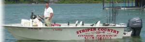 Striper Country Guide Service