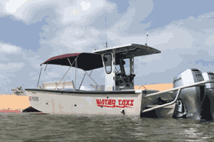 Lake Texoma Water Taxi Service
