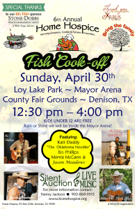 6th Annual Home Hospice Fish Cookoff