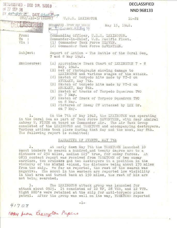 Lexington.Battle Report.1