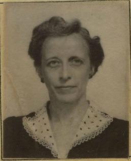 Evangeline Thurber_1941