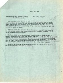 11_Correspondence April 20, 1943