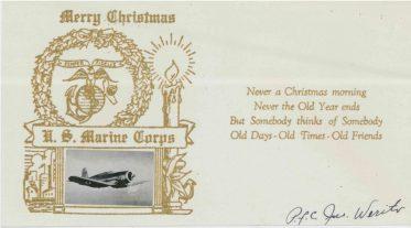 6 - Christmas card