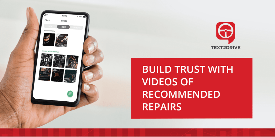 Build Trust With Videos Of Recommended Repairs