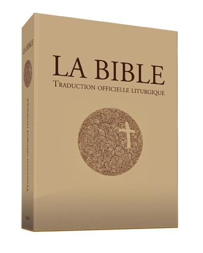 Cliquer ici pour accéder à la nouvelle traduction liturgique de la Bible