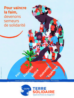 Parcours de Carême avec le CCFD-Terre Solidaire : Pour vaincre la faim, devenons semeurs de solidarité