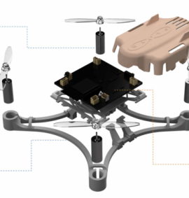 Assemble-your-own-drone
