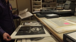 Behind the scenes of the Leslie-Lohman Museum