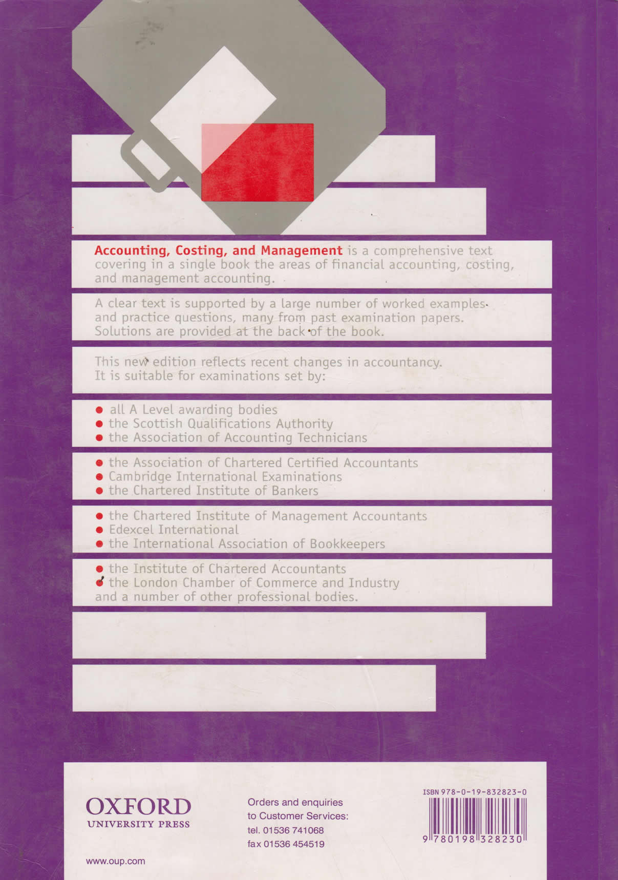 Accounting Costing and Management | Text Book Centre