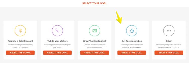 Наша цель – получать лайки от читателей нашего блога