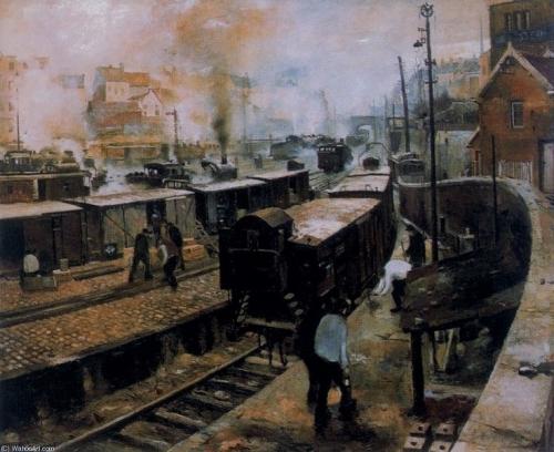 paul delvaux,l'homme qui aimait les trains,exposition,train world,essai,camille brasseur,trains,gares,passion,culture