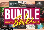 ONLY ONE WEEK! - YEAR END BUNDLE