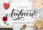 Ambien Font