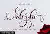 Valeyola Script Font