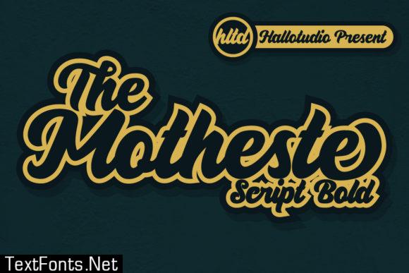 Motheste Font