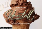 Schatell - Modern Calligraphy