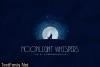Moonlight Whispers Font