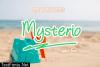 Mysterio Font